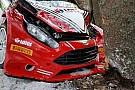 Monte-Carlo: Kubica e Paddon traditi dalla stessa curva