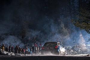 WRC 赛段报告 WRC蒙特卡罗站头两日:奥吉尔领跑