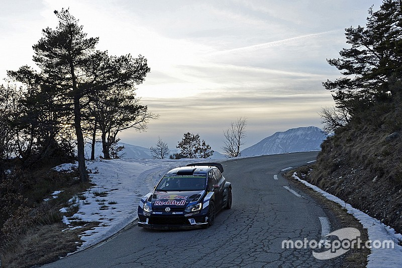 Latvala collides with photographer in Rally Monte Carlo crash