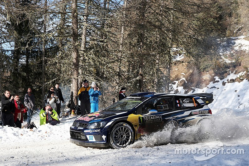 Monte Carlo WRC: Ogier's lead grows as Meeke and Latvala retire