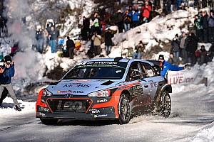 WRC Ultime notizie Monte-Carlo, PS13: un Neuville scatenato centra il bis