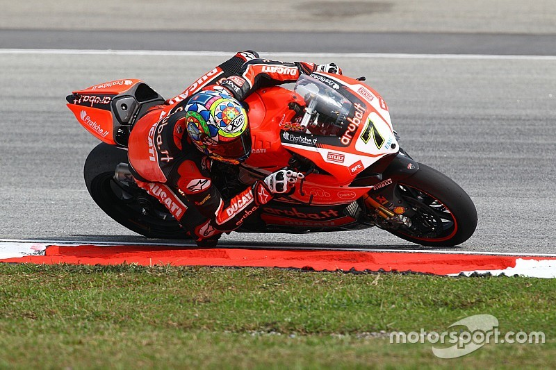 Ducati провела частные тесты в Портимане