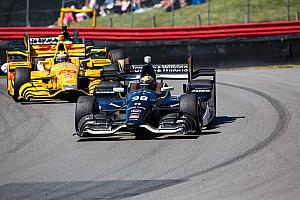 IndyCar Noticias Chaves está muy cerca de seguir con Herta en IndyCar