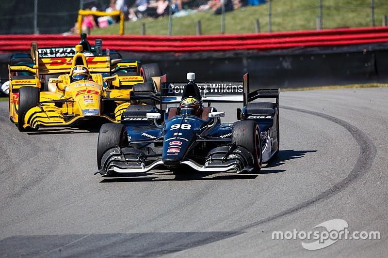 Chaves está muy cerca de seguir con Herta en IndyCar