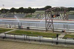 Formula 1 Test Ricard, Day 1: via al test Pirelli per lo sviluppo della wet