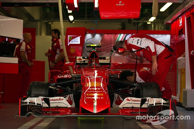Nieuwe Ferrari Formule 1-auto geslaagd voor crashtests