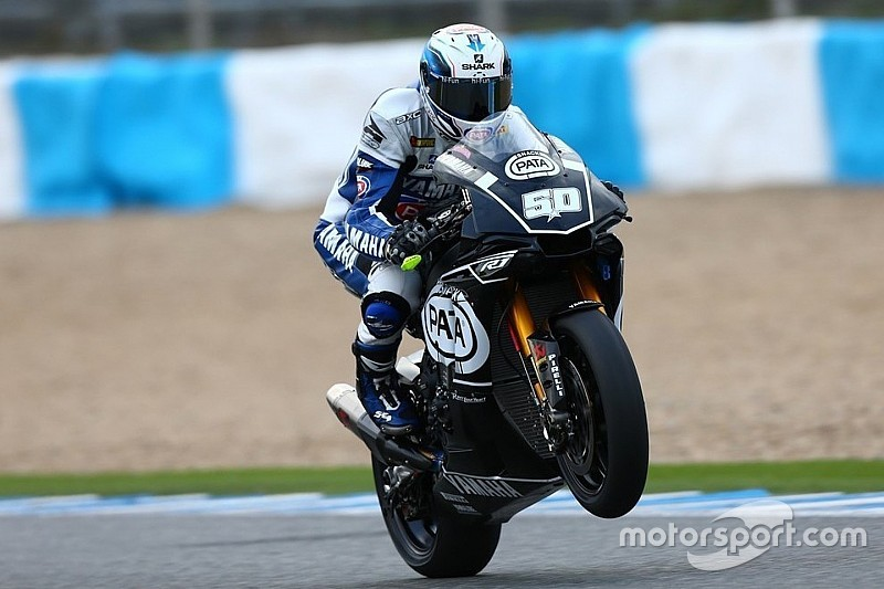 Prove di set-up positive per Guintoli e la Yamaha
