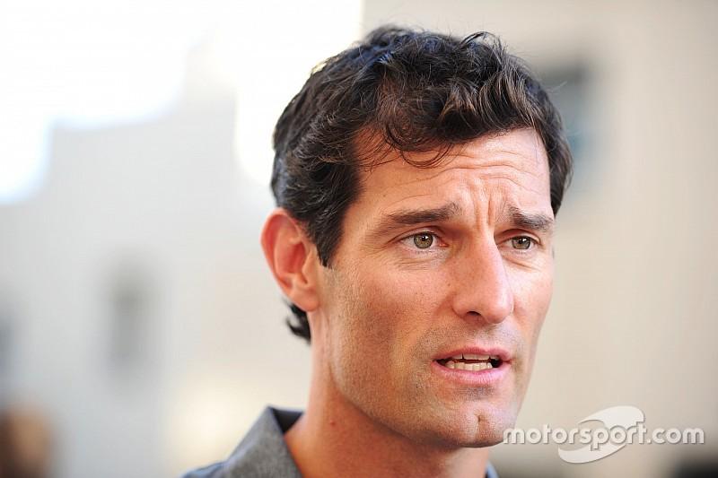 Webber ve Maldonado como el peor piloto de la F1 actualmente