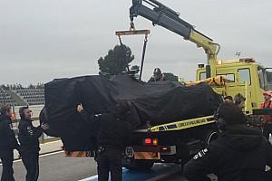 Formula 1 Test Ricard, Day 1: Vandoorne resta bloccato in pista