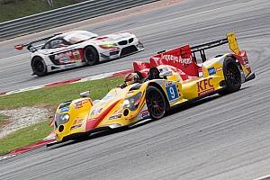 Asian Le Mans Rennbericht Sieg für Oreca-Nissan beim Finale der Asian Le Mans Series in Sepang