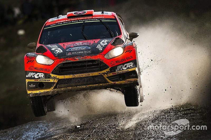Prokop iniciará su temporada en el Rally de México