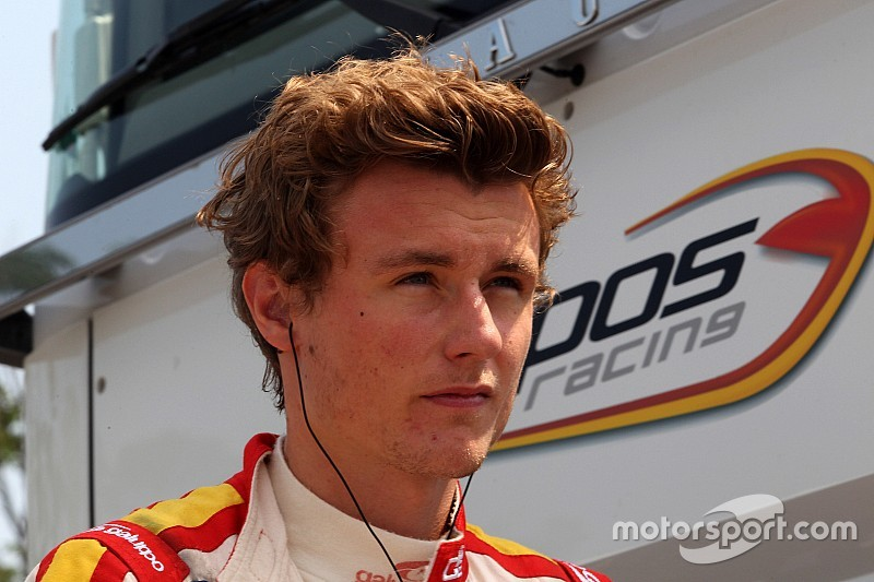 Rapax met Arthur Pic in de GP2 Series
