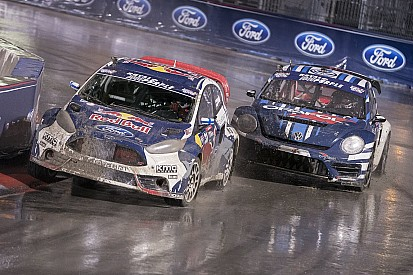Global Rallycross revela su calendario 2016