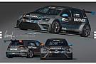 La Milo Racing svela la livrea della sua VW Golf TCR