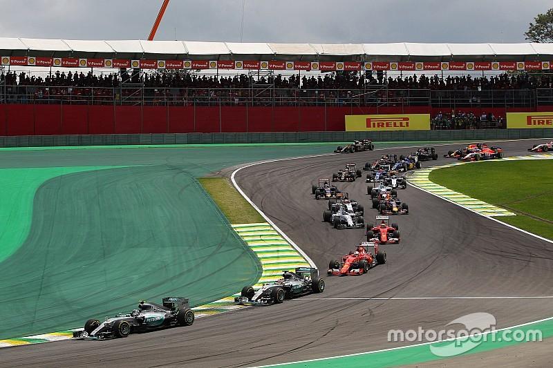 FIA gibt Startzeiten für Formel-1-Rennen 2016 bekannt