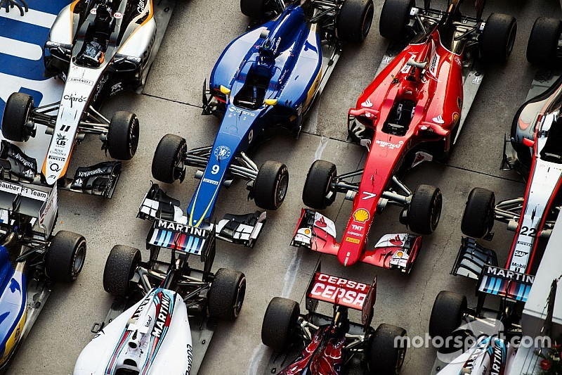 F1 teams set for fresh talks to break 2017 rules deadlock