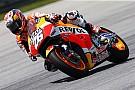 Pedrosa over Honda:
