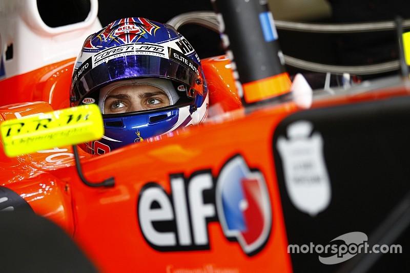 """بانيس يكمل تشكيلة سائقي فريق """"أردين"""" في فورمولا في8 3.5"""