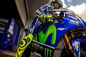 MotoGP Test Valentino: