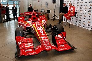 IndyCar Actualités Les éclairs sont de retour chez Ganassi!