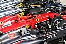 Regulamento de 2017 da F1 continua