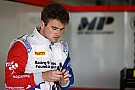 Oliver Rowland met MP Motorsport in GP2