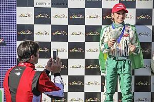 GT Noticias de última hora Enzo Fittipaldi debutará en el campeonato Ginetta Juniors