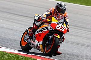 MotoGP Test Marquez: