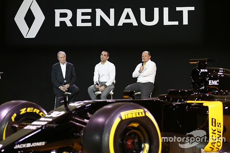 Renault vê motor de 2016 como seu maior passo na era híbrida