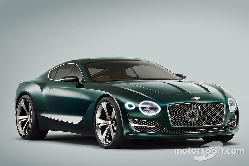 Is dit de eerste elektrische supercar van Bentley?
