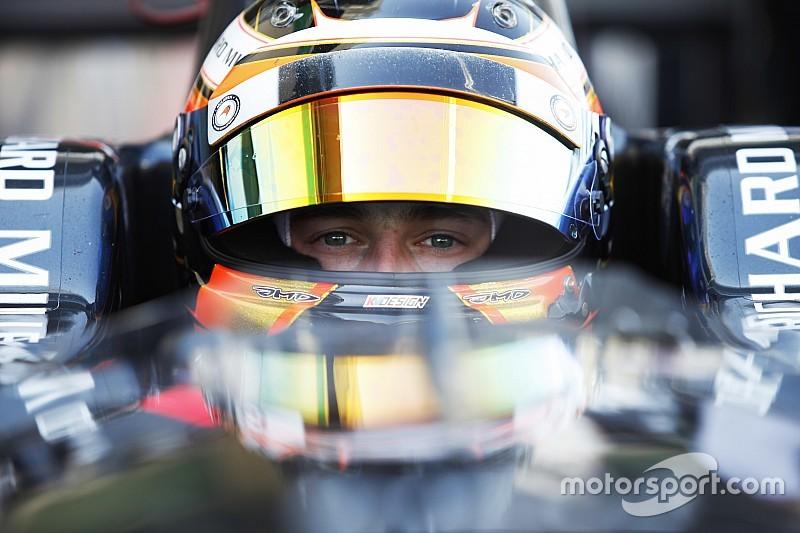 هوندا تؤكد مشاركة فاندورن في منافسات سوبر فورمولا