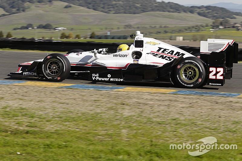 IndyCar 2016: Simon Pagenaud plädiert für Servolenkung