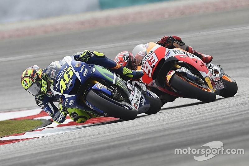 """Rossi sobre Marquez: """"não vou esquecer o que aconteceu"""""""