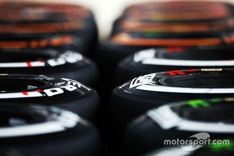 Los equipos de F1 tendrán mayor libertad para elegir neumáticos