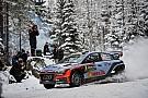 Пэддон впечатлен скоростью нового i20 WRC