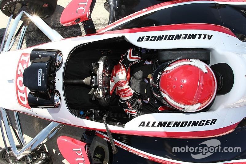 Allmedinger exige cabinas en autos de Indy tras muerte de Wilson