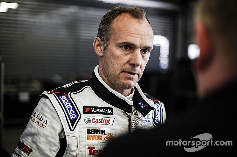 Rickard Rydell announces retirement from racing