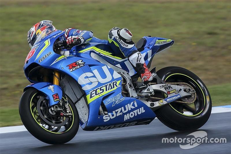 MotoGP Phillip Island, Testtag 3: Marquez vorn, Vinales Gesamtschnellster