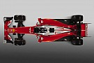 Ferrari afirma que el SF16-H presenta conceptos innovadores