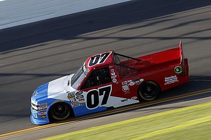 Michel Disdier 11e de la course de Truck à Daytona