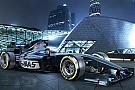 Haas completó su primera vuelta en la pista