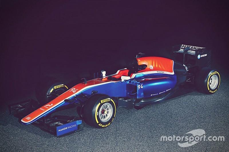 """02643e7249 Manor revela MRT05 e diz  """"melhor carro que já lançamos"""""""