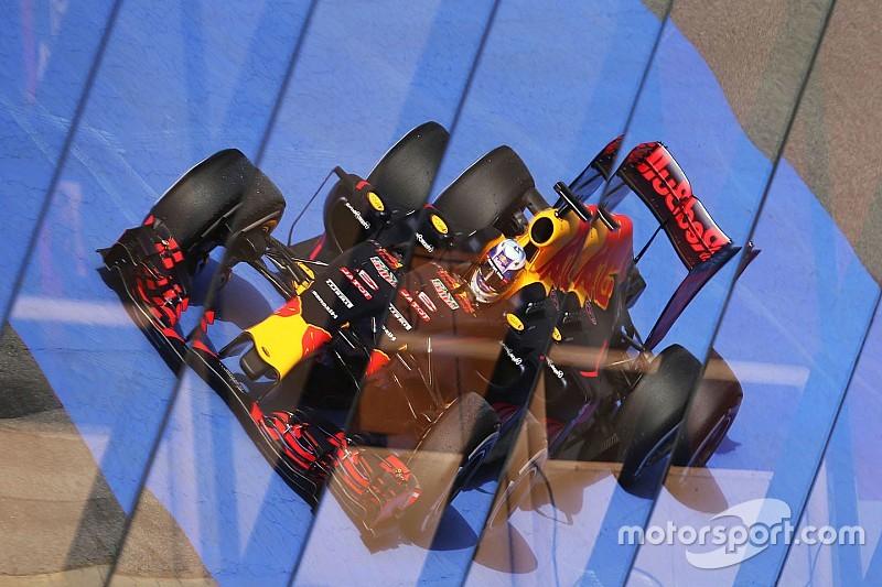 Ricciardo sente novo motor Renault idêntico ao de 2015