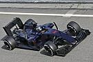 Toro Rosso: questa non è la vera STR11. L'evo si vedrà al lancio