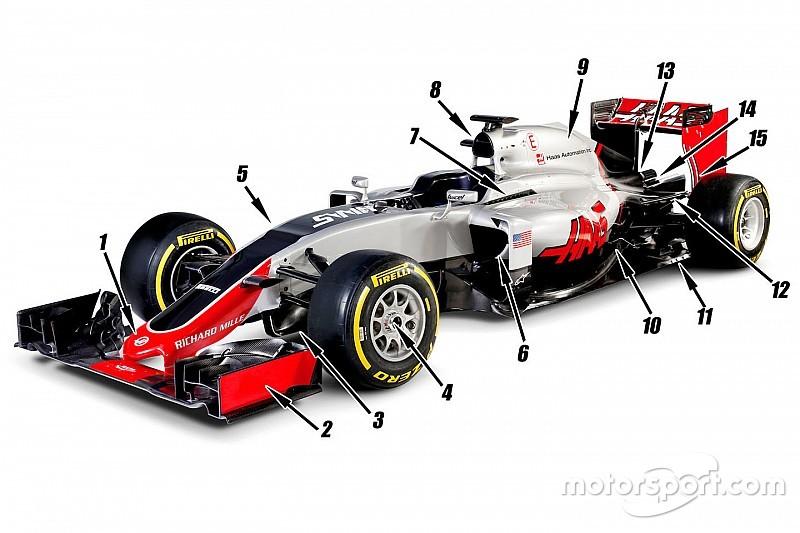 Технический анализ: 15 интересных особенностей машины Haas