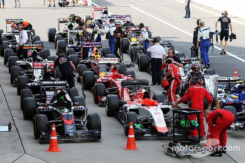 F1车队同意2016全新排位赛规则