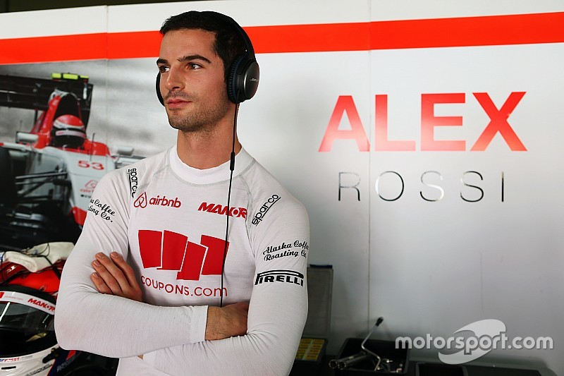 Andretti holt Alexander Rossi