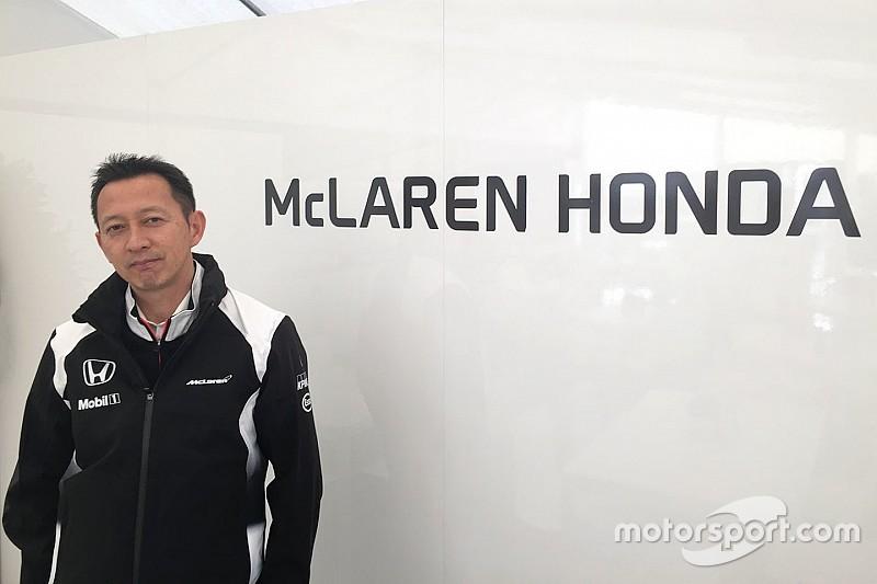 """Hasegawa: """"La Honda cerca prima l'affidabilità"""""""