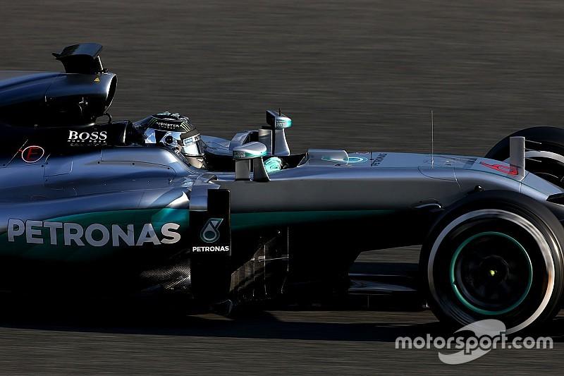Análise: teste mostra superioridade gigantesca da Mercedes