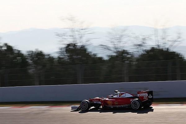 Fotostrecke: Formel-1-Testfahrten in Barcelona